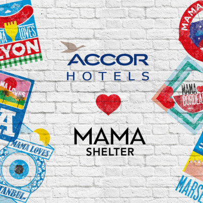MAMA LOVES YOU, and now she loves you on Accorhotels.com too