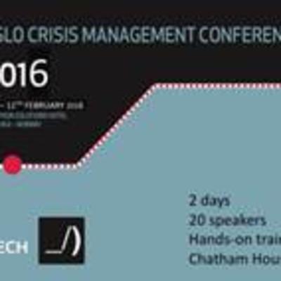 Välkommen till Oslo Crisis Management Conference (OCMC) 11-12 februari