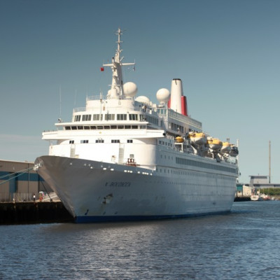 Set sail from Belfast with Fred. Olsen Cruise Lines' 'Boudicca' this Summer!