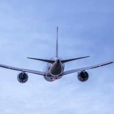 Norwegians første flyvning mellem København og Orlando er i luften