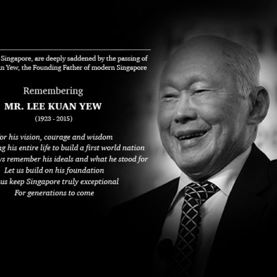 PwC Singapore remembers Mr. Lee Kuan Yew