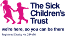 Go to The Sick Children's Trust's Newsroom