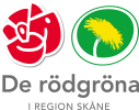 Go to De rödgröna i Region Skåne's Newsroom
