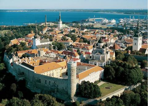 Euroopan kulttuuripääkaupunki 2011 Tallinna