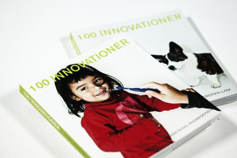 Världens viktigaste innovationer samlade i bokform