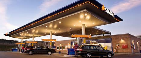 Statoil Fuel & Retail Norge fortsatt størst