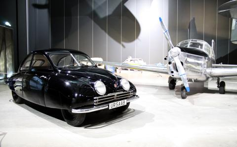 Saab 75 år, 3 april 2012 – 20 januari 2013