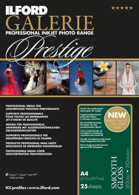 Ilford Galerie Prestige Smooth Gloss 310g