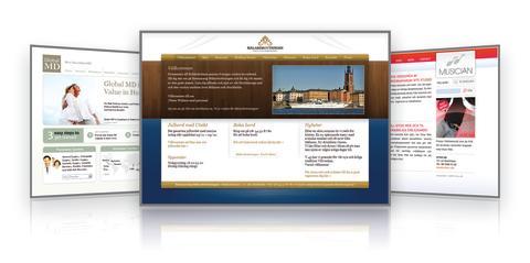 Vill du ha en snygg hemsida? - Event i Stockholm 29 januari