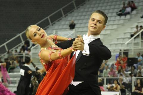 Danssport: North European Championships arrangeras i Helsingborg 8-9 december