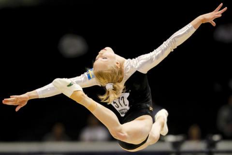 Jonna Adlerteg klar för OS-testtävling i London
