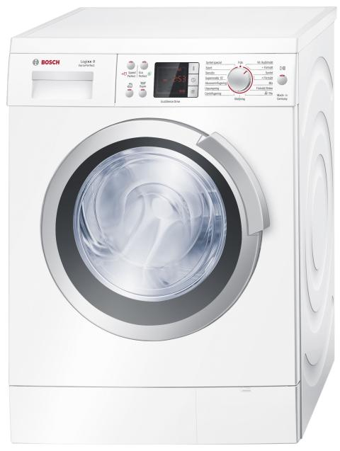 WAS 32464SN – Tystare och energisnålare tvättmaskin