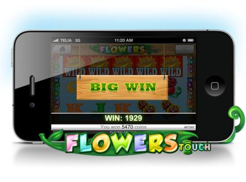 Flowers Mobile Casino