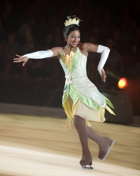 Disneys nyaste prinsessor gästar Disney On Ice
