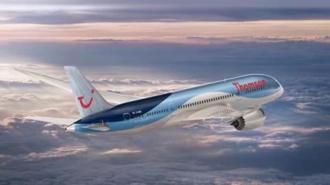 Mer benplass og kortere flytid: Star Tours kunder flyr nye Dreamliner til Thailand vinteren 2013