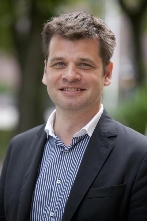 Pontus Werlinder, chef utvecklingsavdelningen