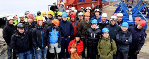 Nu är är talarlistan klar för Den stora reparbetardagen 2012