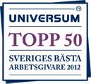 Thule Group är en av Sveriges bästa arbetsgivare