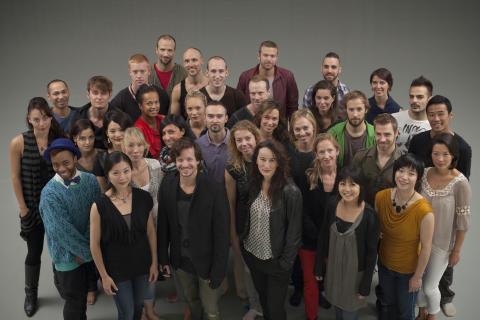 GöteborgsOperans Danskompani 2012/2013