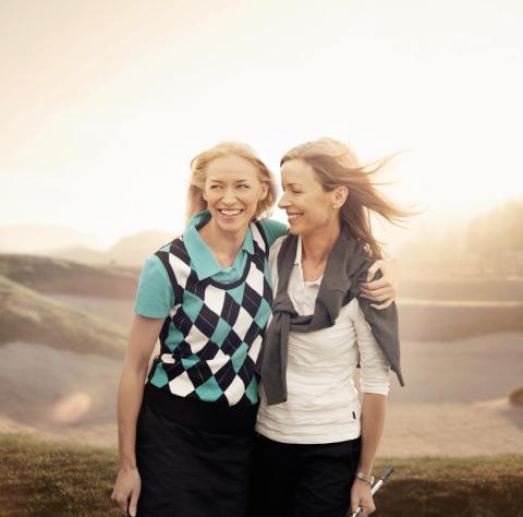 Ny bredd i Röhnisch golfkollektion
