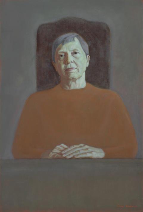 Torild Skard Kommandør av St.Olavs Orden