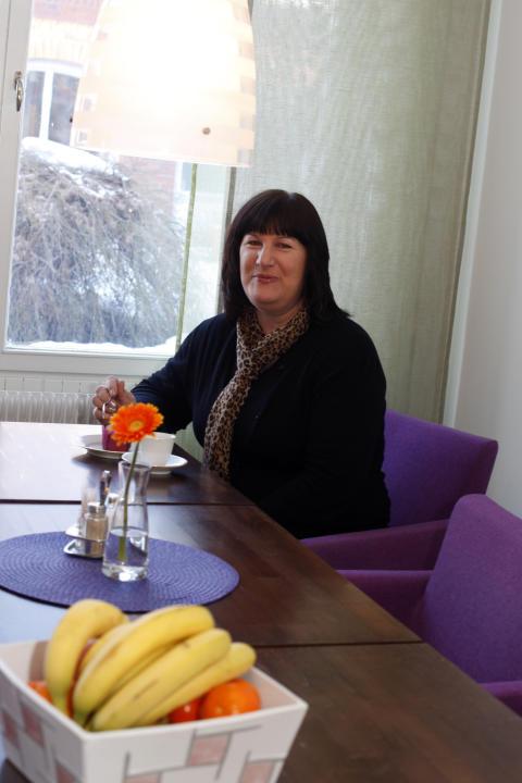 Stora Sköndal restaurang Magnolia i final i Arla Guldko® 2011