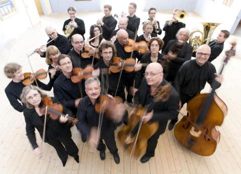 Jönköpings Sinfonietta spelar Vivaldis De fyra årstiderna