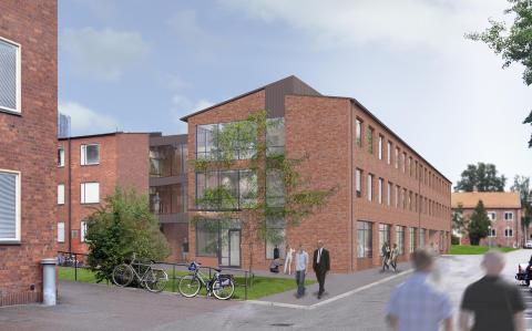 Akademiska Hus investerar i nya lokaler när KTH växer