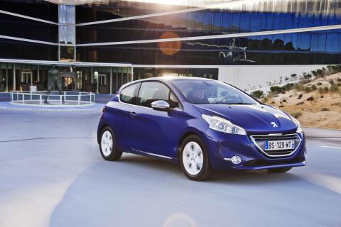 Peugeot har Danmarkspremiere på 208 den 12.-13. maj