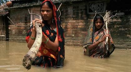 ActionAid lanserar sajt om klimat och fattigdom