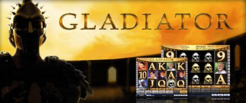 Gladiator Slot finally here!