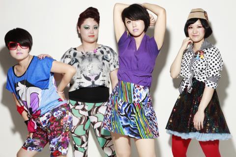 Japansk punk-pop med inspiration från Tokyo, New York och Stockholm