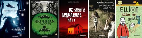 Sommarens barnböcker 2012 från Rabén & Sjögren