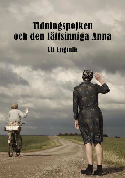Konstsmeden Ulf Engfalk debuterar med boken Tidningspojken och den lättsinniga Anna