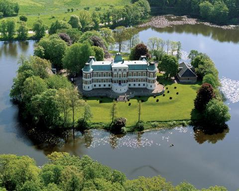 Häckeberga Slott i Skåne
