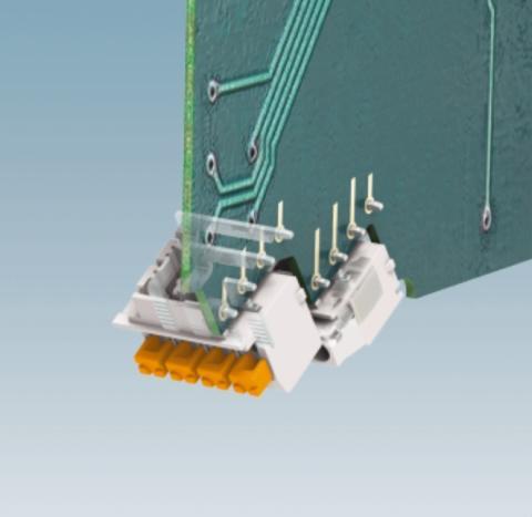 Ny användarvänlig plint till elektronik kapslingar