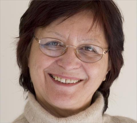 Rositza Yakimova, professor i materialvetenskap