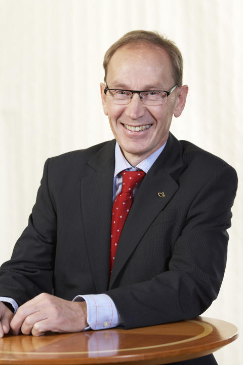 Reinhold Svensson tf vd på Lantmännen Kronfågel Holding
