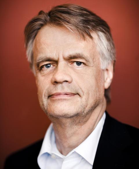 Bo Hellgren, dekan Filosofiska fakulteten - 9rrmsxpbtjlfsqmefzkpsw