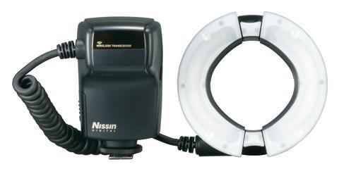 Avansert ringblitz fra Nissin