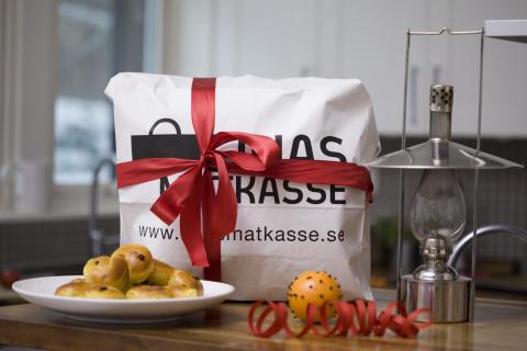 Matkassar årets julklapp: Linas Matkasse – helt rätt i tiden
