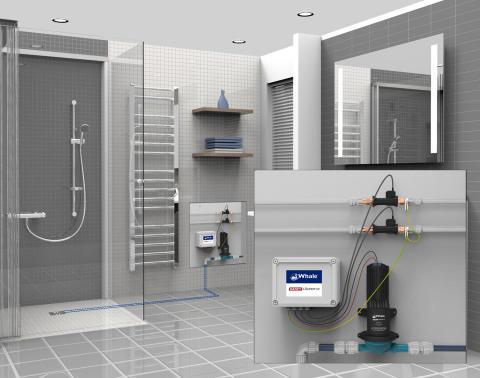 sanftlaeufer innovation von gang way f rs ebenerdige duschen in anne jacobs. Black Bedroom Furniture Sets. Home Design Ideas
