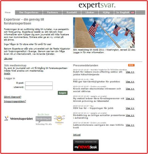 MyNewsdesk utökar sitt kanalerbjudande genom ett samarbete med Expertsvar
