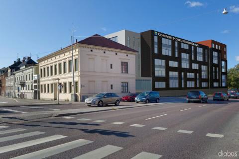 Comfort Hotels etablerar sig i Norrköping