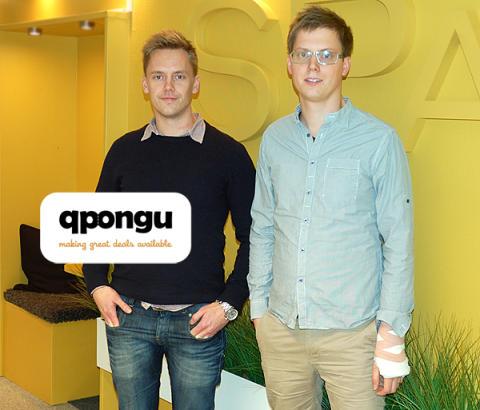 Ny shoppingtjänst lanseras av qpongu - ett Science Park Jönköping företag