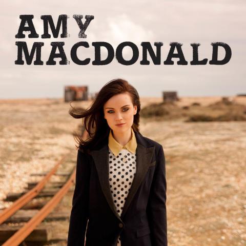 Amy Macdonald släpper nytt album