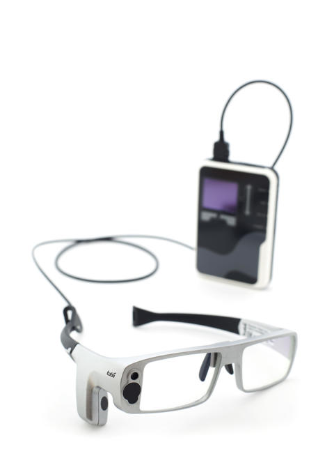 Tobii Glasses system