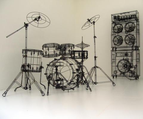 """The band"" Thomas Raschke"