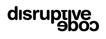Disruptive Code är här - höstens coolaste konferens för webbutvecklare!