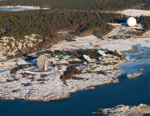 Chalmers bygger nya radioteleskop med wallenbergpengar